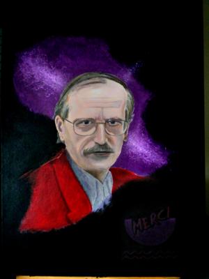 François-Xavier Verschave - Portrait of François-Xavier Verschave