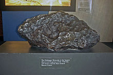 Meteor Crater - Wikipedia