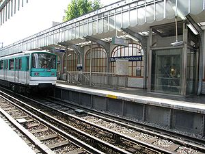 Paris Métro Line 2