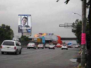 Metro Xola Mexico City metro station