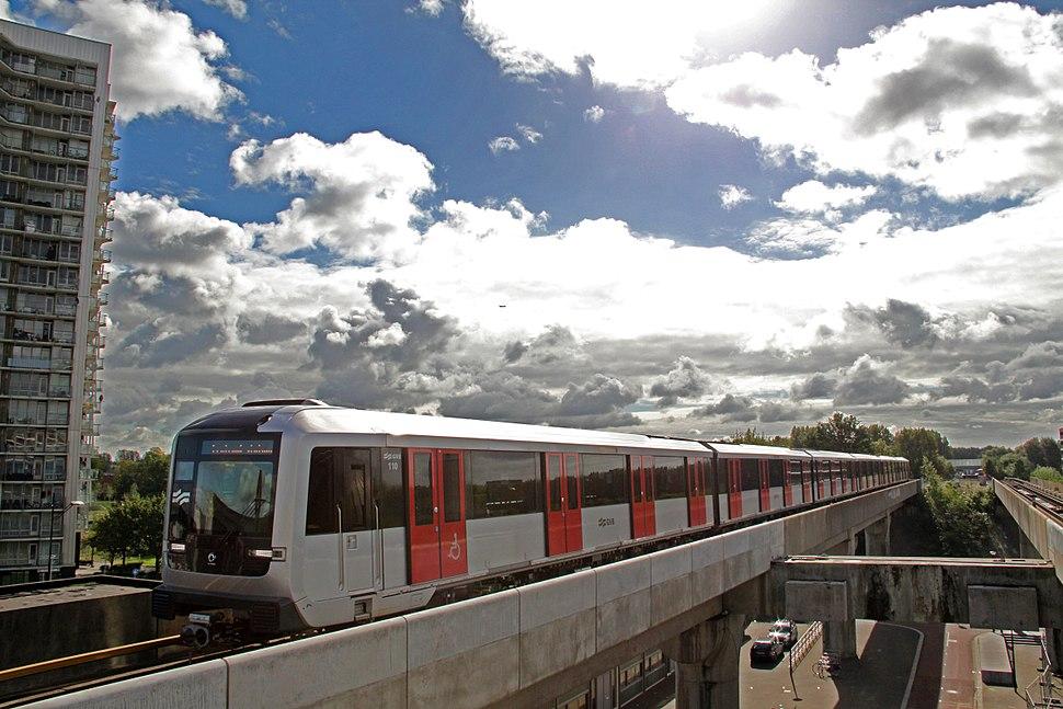Metro Amsterdam M5 Kraaiennest