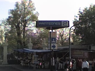 Metro Panteones - Image: Metro Panteones