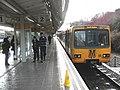 Metro station, Newcastle Airport - geograph.org.uk - 1707567.jpg