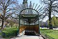 Metropolitain entrance by Hector Guimard @ Porte Dauphine @ Paris (32826231574).jpg