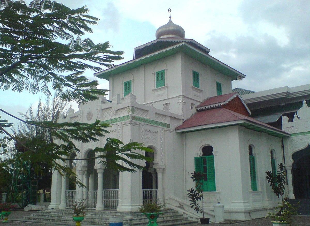 Mosque Wikipedia: Baiturrahim Mosque
