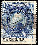Mexico 1878 documentary revenue 60 DF.jpg