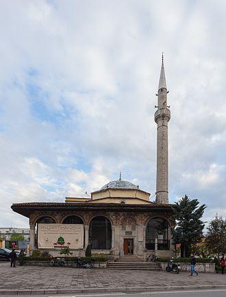 Et'hem Bey Mosque - Image: Mezquita Ethem Bey, Tirana, Albania, 2014 04 17, DD 06