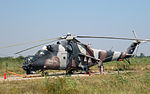 Mi-24 V i PVO VS, august 04, 2008
