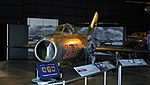 MiG-1 Bis, National Museum of the US Air Force, Dayton, Ohio, USA. (45469547114).jpg