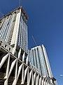 MiamiCentral Construction Brightline Station Downtown Miami (45446915325).jpg
