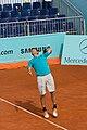 Michael Berrer - Masters de Madrid 2015 - 05.jpg