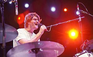 Telekinesis (band) - Michael Lerner live, 2011