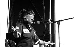 Michel'le - Michel'le performing in 2015