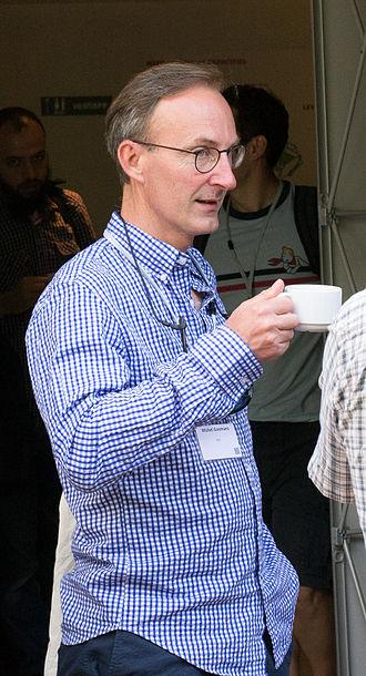 Michel Goemans - Michel Goemans at the workshop MAPSP, La Roche-en-Ardenne, June 2015.
