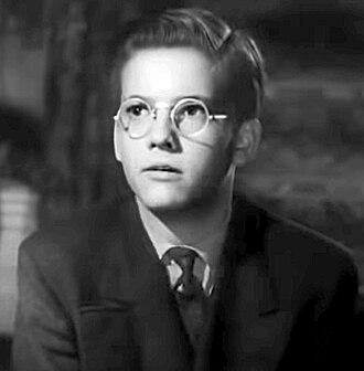 Mickey Kuhn - Kuhn in The Strange Love of Martha Ivers (1946)