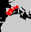 Microtus duodecimcostatus map