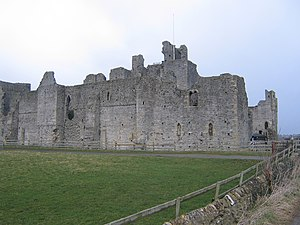 Affinity (medieval) - Middleham Castle was the centre of the earl of Salisbury's Yorkshire affinity.