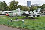Mikoyan-Gurevich MiG-21SM '70 red' (38837897901).jpg
