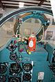 Mikoyan-Gurevich MiG-23UB Flogger-C Cockpit 03 CWAM 8Oct2011 (14444312089).jpg