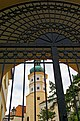 Mikulov - Castle - Inside Court - View South.jpg