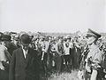 Minister president Hendrik Colijn passeert de groep van de Reichsjugend (= HJ) o – F40971 – KNBLO.jpg