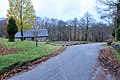 Minor road near Lonan House (geograph 3226033).jpg