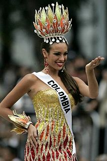 Miss Colombia 2006