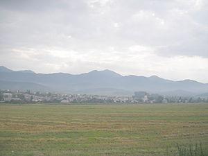 Mošovce - Panorama of Mošovce