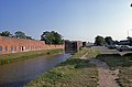 Moat around Fort Brockhurst (2) - geograph.org.uk - 1038071.jpg