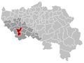 Modave Liège Belgium Map.png