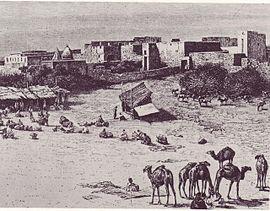 Muqdisho waa 1882 waa halka hadda loo yaqaan Degmada Cabdicasiis