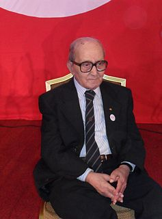 Tunisian historian, intellectual and islamologist