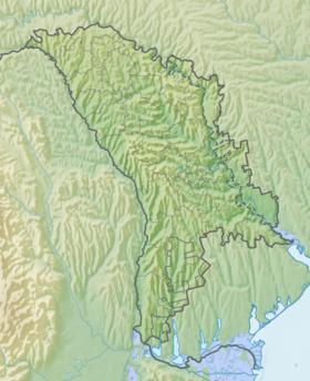 (Voir situation sur carte: Moldavie)