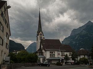 Mollis - Image: Mollis, die reformierte Kirche KGS2761 foto 4 2014 07 20 12.51