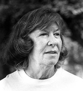 Mona Van Duyn - Van Duyn in 1992 or 1993