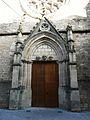 Monségur église portail ouest.JPG