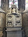 Mons St Waltrude Church altar scenes life of Christ 01.JPG