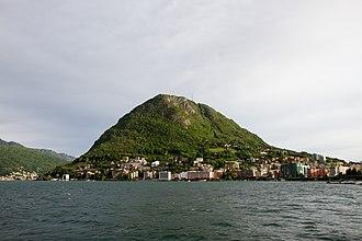 Monte San Salvatore - Image: Monte San Salvatore LCD
