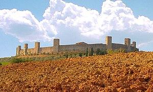 Sienna - Image: Monteriggioni 0001