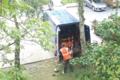 Monterzy Orange w trakcie instalacji światłowodu na osiedlu Hubala I w Tomaszowie Mazowieckim, w województwie łódzkim, PL, EU. CC0.png
