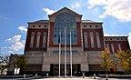 USA - Wirginia, Blacksburg, Virginia Tech - Librar
