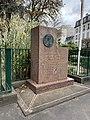 Monument Maréchal Lattre Tassigny Boulogne Billancourt 5.jpg