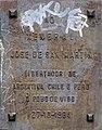 Monument to General Jose de San Martin (plaque).jpg