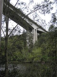 Mooney Mooney Bridge bridge in Australia