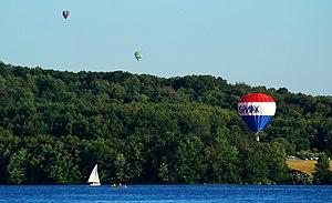Muddy Creek Township, Butler County, Pennsylvania - Lake Arthur, Moraine State Park