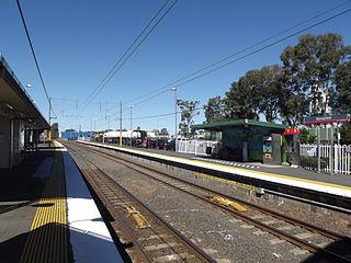 Morayfield railway station