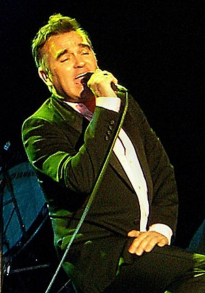 Morrissey discography - Morrissey during the 2006 concert at Austin, Texas
