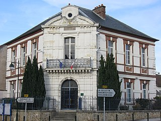 Mortcerf Commune in Île-de-France, France