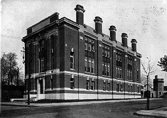 Henry Morton (scientist) - Morton Memorial Building, Laboratory of Chemistry on the campus of Stevens Institute of Technology.