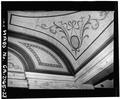 Mosaic pendentives in rotunda - Savannah City Hall, Bay and Bull Streets, Savannah, Chatham County, GA HABS GA,26-SAV,61-27.tif